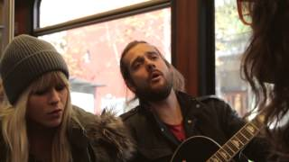 """Youngblood Hawke """"We Come Running"""" - A Trolley Show (live performance)"""