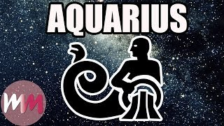 Top 5 Signs Youre A TRUE Aquarius