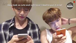 What You Didn't Notice About Taehyung And Jhope🍆
