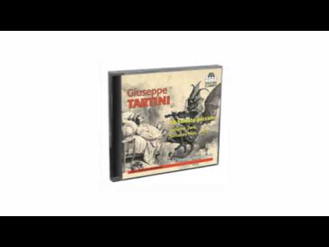Giuseppe Tartini - 30 Sonate Piccole  Toccata Classics  1CD  TOCC0208