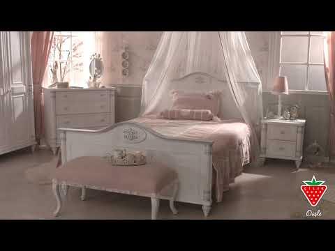 Коллекция детской мебели Romantic