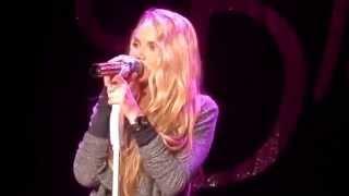 Danielle Bradbery- Dance Hall 3/21/14