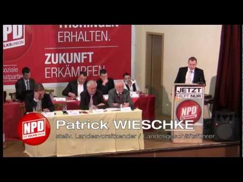NPD Thüringen / Landesparteitag 2012 (TOP 13) / 12.05.2012