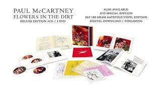 Paul McCartneys reissue of his 1989 album Flowers In the Dirt with