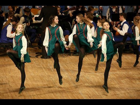 This Irish Jig is Just Too Much Fun to Watch!