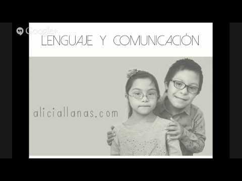 Veure vídeoLenguaje y comunicación en niños con síndrome de Down