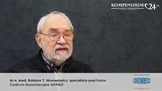 Dr med. Bohdan Woronowicz - ważne uwagi na temat disulfiramu (esperalu, anticolu)