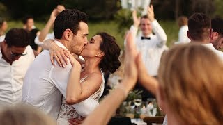 Family Farm Jewish Wedding Ends In The Wildest Hora Weve Ever Seen! | Laya + Charlie