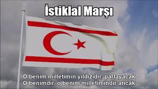 National Anthem of Northern Cyprus (İstiklal Marşı) - Nightcore Style With Lyrics