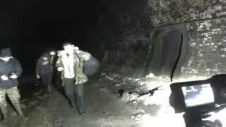 preview picture of video 'Liverpool Waterloo & Victoria derelict Tunnels Urban Explore'