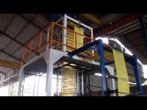 Bio-degradable Blown Film Plant