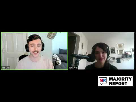 Michael Brooks' 2015 Mark Ames Interview on Corporate Muckraking w/ Matt Binder - MR Live - 7/30/20