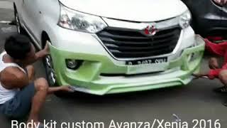bodykit grand new veloz foto all alphard avanza 2018 म फ त ऑनल इन व ड य xenia 2016 body kit custom hp wa 088214313279
