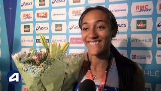 Solène Ndama : « Je n'ai pas les mots »