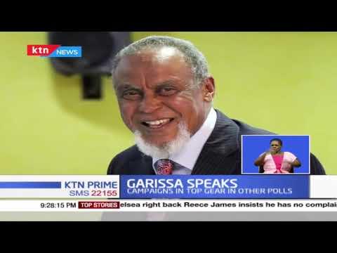 Garissa speaks: Abdul Haji son, son to late Yusuf Haji endorsed for the senate seat