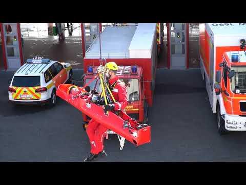 Film zu den Aufgaben der Feuerwehr Paderborn