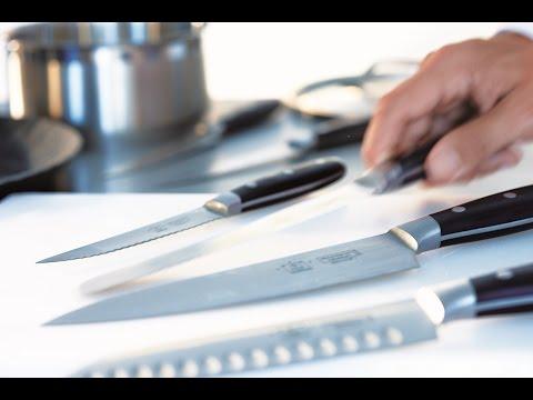 Tutorial - Welche Messer braucht man in der Küche