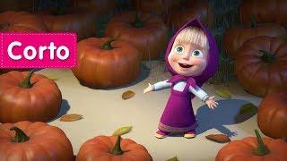 Masha y el Oso - Festival De La Vendimia 🧛(El traje de Halloween)