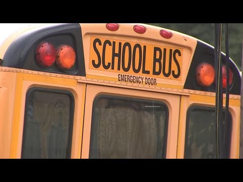 Bus driver on leave after students get in fight on bus