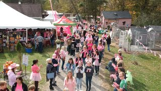 2019 Antler Ridge Wildlife Sanctuary / Hay Bales Of Hope Breast Cancer Awareness Event