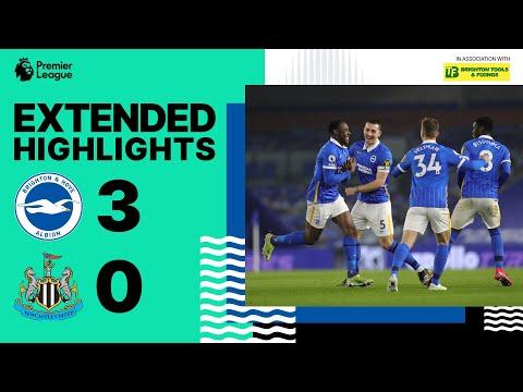 FC Brighton & Hove Albion 3-0 FC Newcastle United