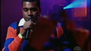 Kanye West ft John Legend Miri Ben-Ari THROUGH THE WIRE LIVE