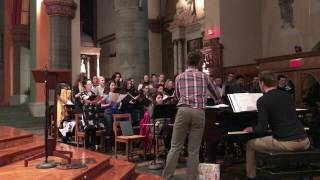 Prayer of St  Francis, Allen Pote; St. Paul Young Adult Choir and Ensemble