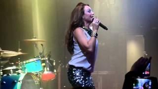 2014 Eurovision Cruise: Charlotte Perrelli - Hero (Sweden 2008)