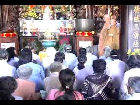 Minh Triết Hành Hương (01/2007) Thích Nhật Từ