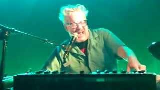 "DEVO Performs ""O No"" in Austin, TX 7/2/14 - by Devo-Obsesso"