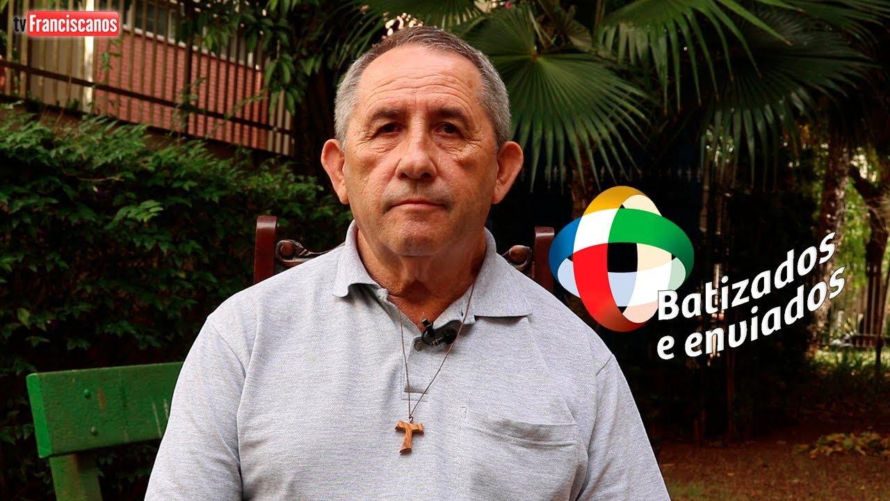 Mês Missionário Extraordinário: Adávio Afonso Ribeiro