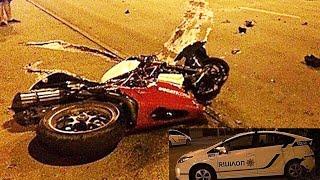 Очередной труп - полиция убила мотоциклиста