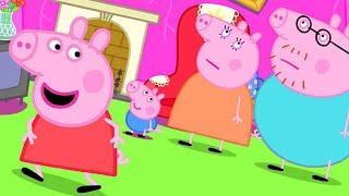 Peppa Pig Official Channel | April Fool's Day Pranks - Peppa Pig Funniest Moments