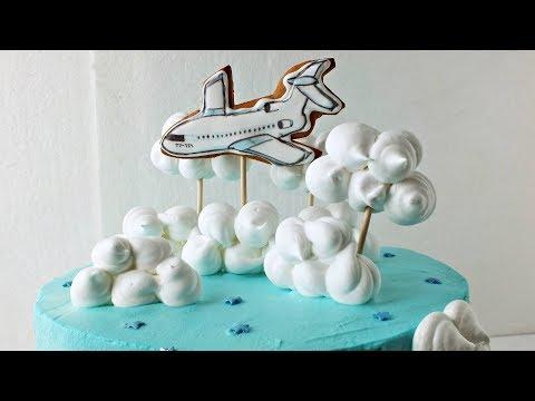 Как зарисовать торт для пилота