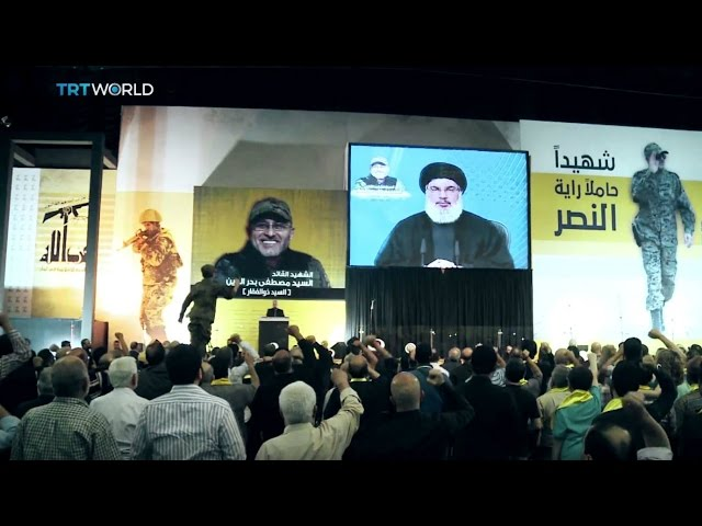 The Newsmakers: Hezbollah-Israel tensions
