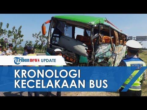 Kronologi Kecelakaan Maut di Tol Cipali yang Melibatkan 4 Kendaraan