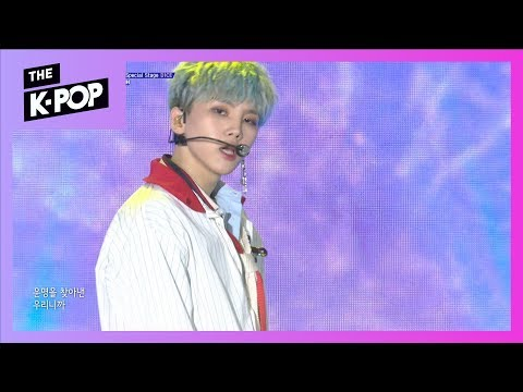 [200th Stage] D1CE, DNA(Original song: BTS) [THE SHOW 190820]