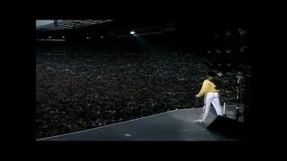 Queen - Under Pressure (Live At Wembley Stadium, Saturday 12 July 1986)