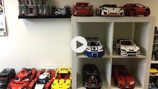 Ha-Ha... I have more LEGO Technic Supercars than YOU! | OSUHARDING1