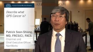 Patrick Soon-Shiong, MD, FRCS(C), FACS, describe the GPS Cancer test