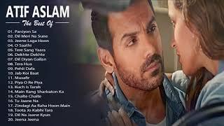 PANIYON SA ATIF ASLAM - Best New Collection 💖 Atif Aslam Super Hits Songs Indian Songs