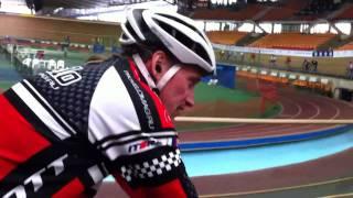 Тренировки на велотреке 2011