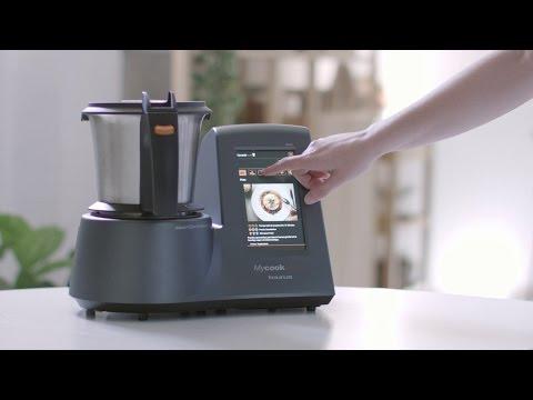 Robot de cocina mycook touch Taurus