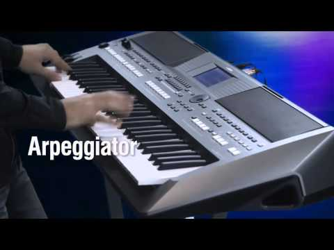 Yamaha PSR S670 Digital Keyboard