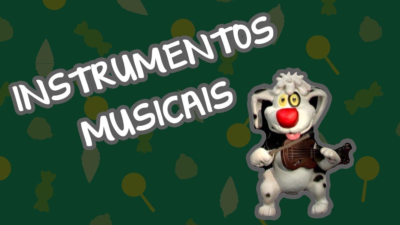 INSTRUMENTOS MUSICAIS ???? | BEBÊ MAIS MÚSICAS