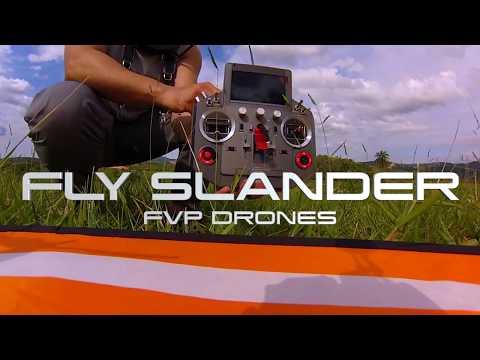 drone-câmera-espetacular--novo-rádio-frsky-x12s--tbs-discovery-pro--fly-slander-2019