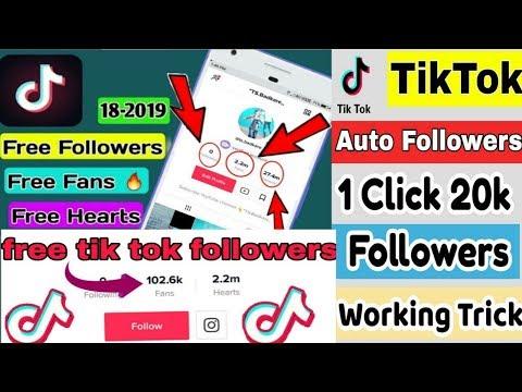 Download Tiktok Auto Fans Follower Kaise Badhaye Tiktok Fans Kese