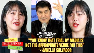 Janella Salvador HINAMON Na sa KORTE ang RAFFY TULFO Complainer na si Michelle Pelengco