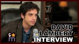 "Shine on Media - David Lambert Talks Brallie's Future & ""The Fosters"" Season 1B"