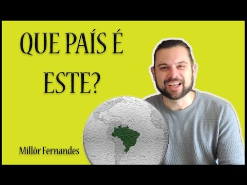 Millôr Fernandes - Que País É este?